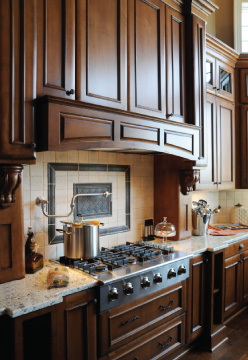 Kitchen Hoods are our specialty!
